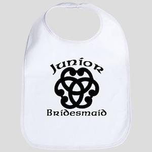 Celtic Knot Junior Bridesmaid Bib