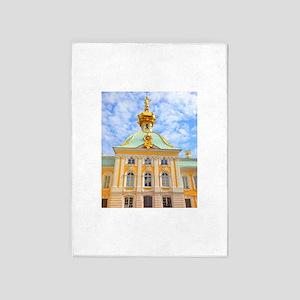 Russia's Versailles 5'x7'Area Rug