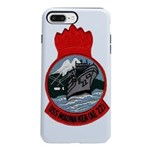 USS MAUNA KEA iPhone 8/7 Plus Tough Case