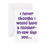 A MIL LIke YOU Greeting Cards (Pk of 20)