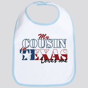 My Cousin in TX Bib