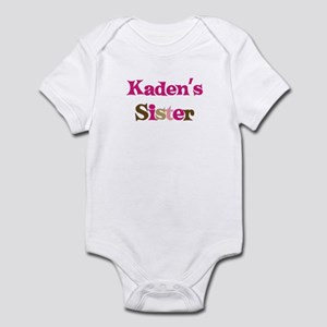 Kaden's Sister Infant Bodysuit