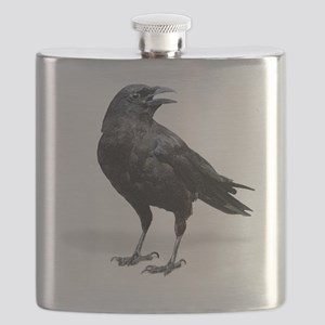 Black Crow lg Flask