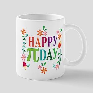 Happy Pi Day Girls Mugs