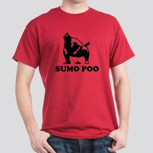 Sumo Poo Dark T-Shirt