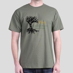 Wuji Tree Dark T-Shirt