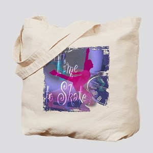 Time to go Ice Skating Tote Bag