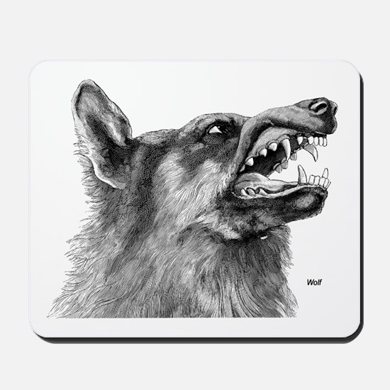 Wolf / Wolves Mousepad