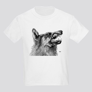 Wolf / Wolves (Front) Kids T-Shirt