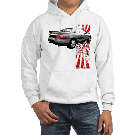 MR2 Japan Hooded Sweatshirt