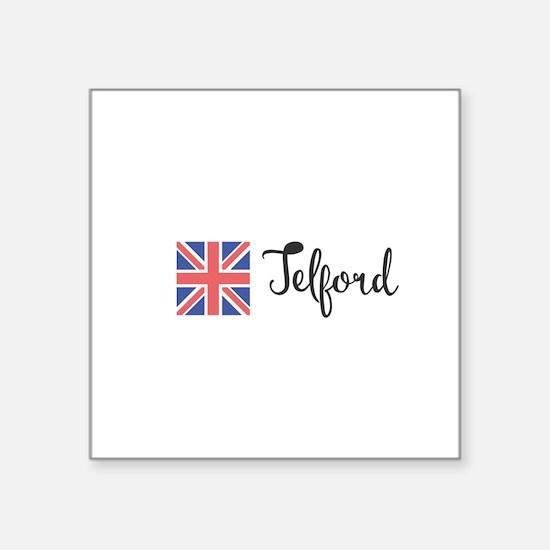 Telford Sticker
