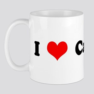 I Love Calculus Mug