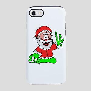 mutant santa iPhone 8/7 Tough Case
