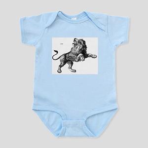 Lion Wild Animal Infant Creeper