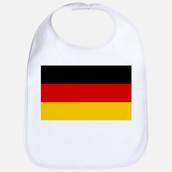 German Flag Bib