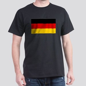 German Flag Dark T-Shirt