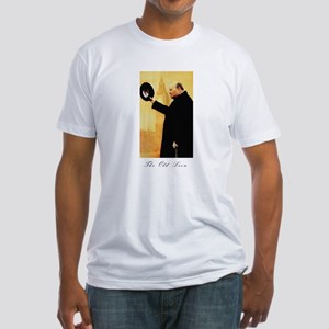 Churchill - The Old Lion Fitted T-Shirt