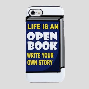 OPEN BOOK iPhone 8/7 Tough Case