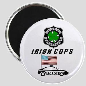 Irish Police Officers Magnet