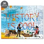 History is Cool Puzzle