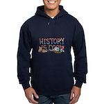 History is Cool Hoodie (dark)