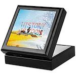 History is Cool Keepsake Box