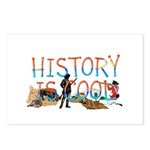 History is Cool Postcards (Package of 8)