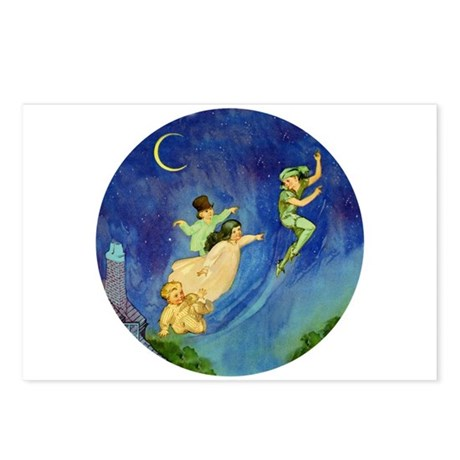 PETER PAN Postcards (Package of 8)