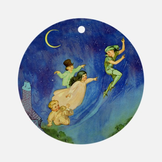 PETER PAN Ornament (Round)