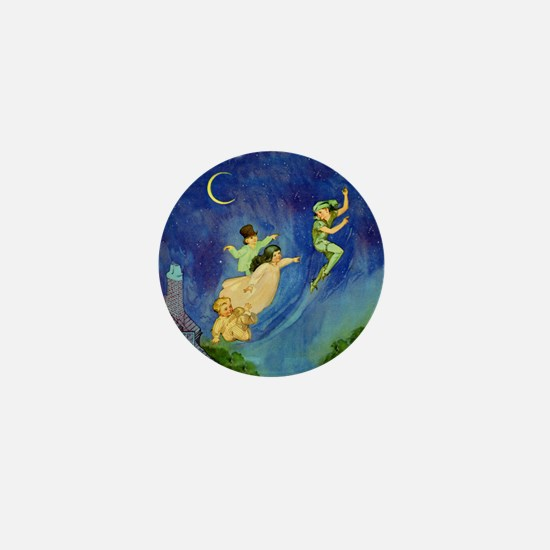 PETER PAN Mini Button