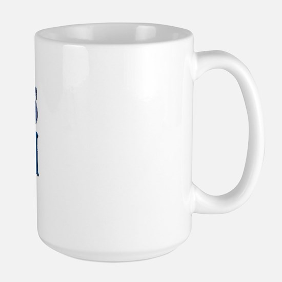 Tennis Coach Large Mug
