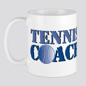 Tennis Coach Mug