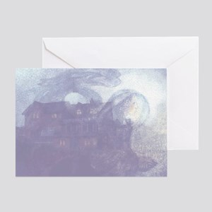 Angel of the House Greeting Card