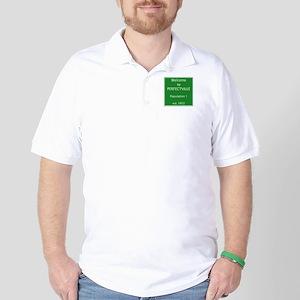 Perfectville Golf Shirt