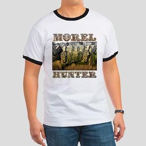 Morel hunter gifts and t-shir Ringer T