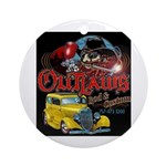 Outlaws Round Ornament