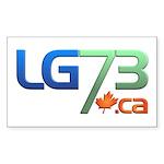 Stick With Lg73 Sticker