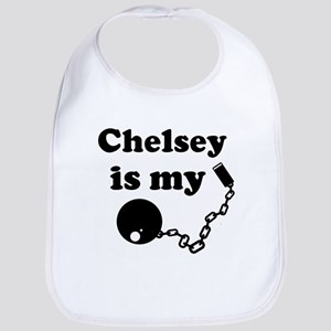 Chelsey (ball and chain) Bib