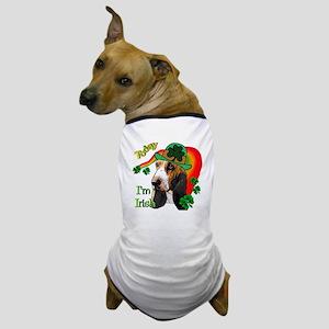 St. Pat's Basset Hound Dog T-Shirt