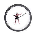 Su-Z-Q-Z Wall Clock