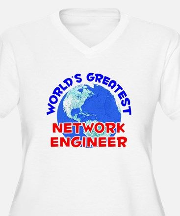World's Greatest Netwo.. (E) T-Shirt