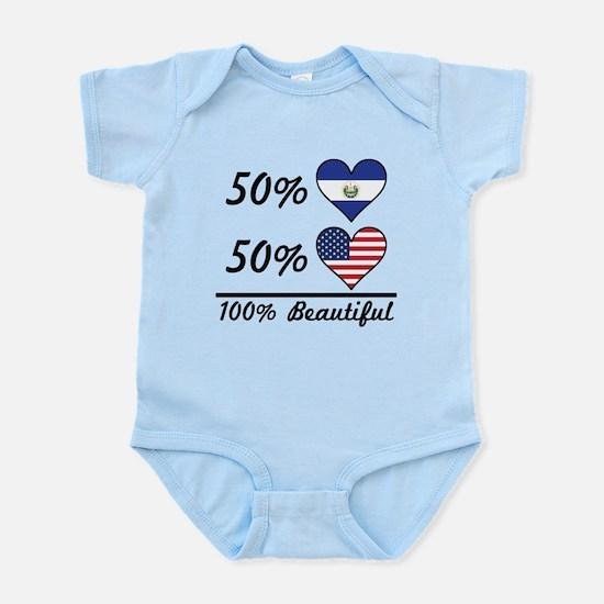 50% El Salvadorian 50% American 100% Beautiful Bod
