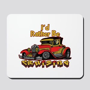 Rather Cruise Mousepad