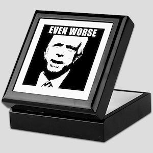 Even Worse President Keepsake Box