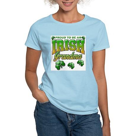 Proud to Be an Irish Grandma Women's Light T-Shirt