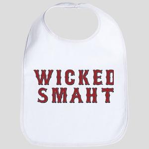 Wicked Smaht Baby Bib
