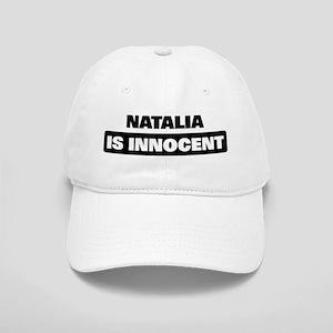 NATALIA is innocent Cap