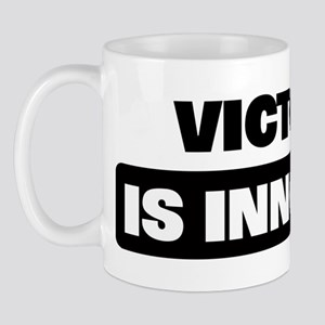 VICTORIA is innocent Mug