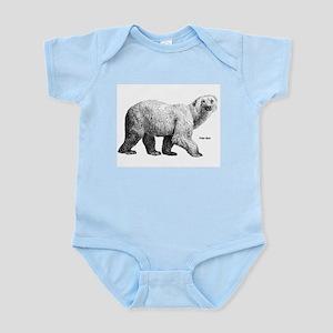 Polar Bear Infant Creeper
