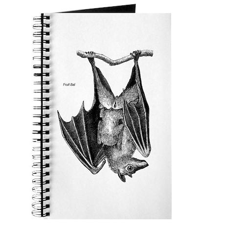 Fruit Bat Journal